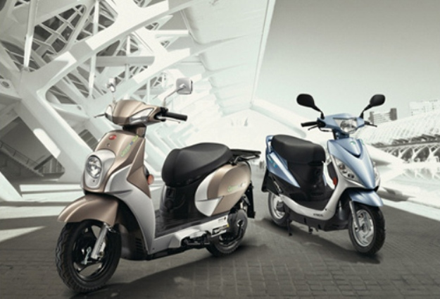 Kymco-scooters-electriques