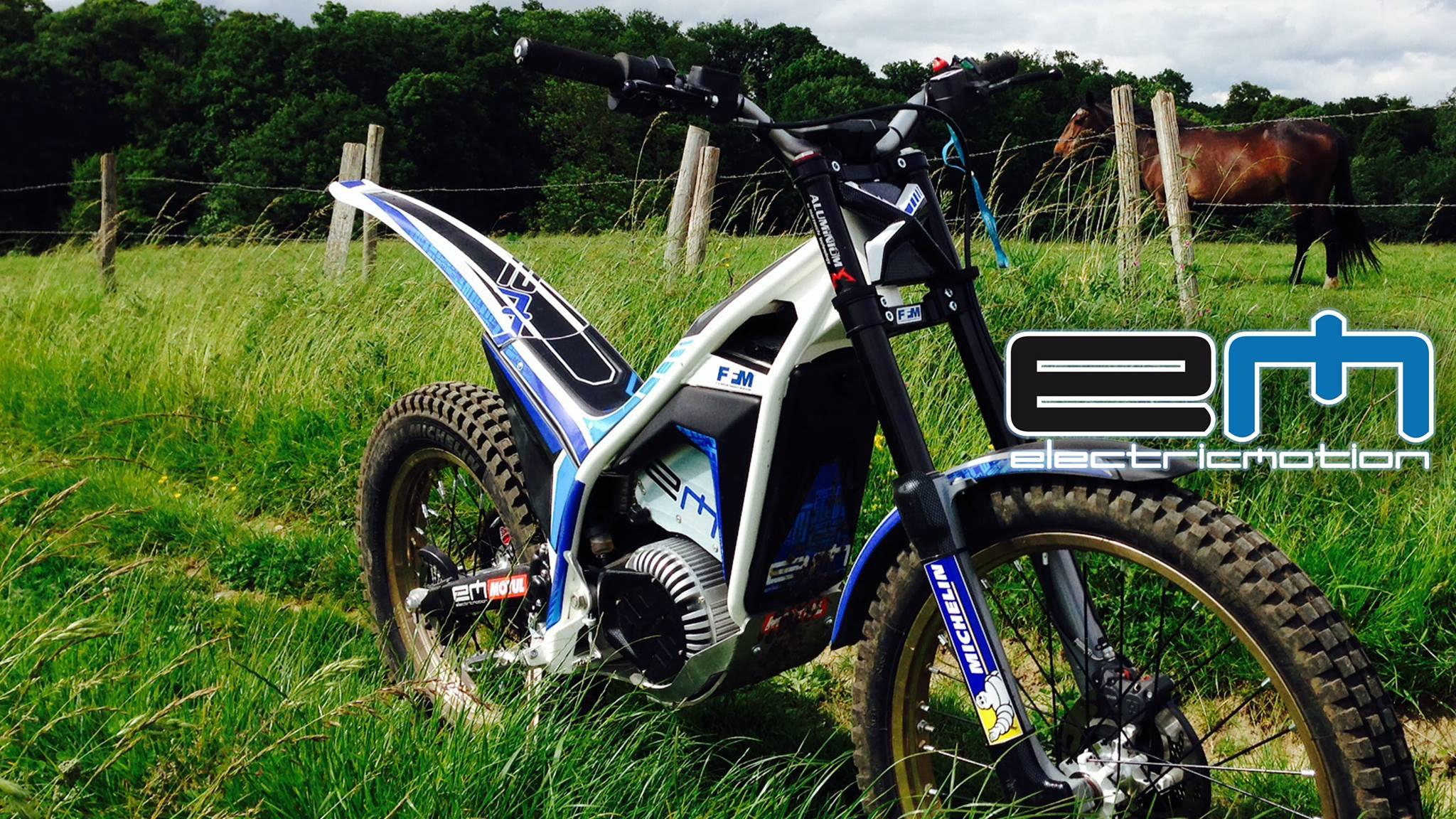 Una Moto El 233 Ctrica Gana Un Campeonato De Trial A Nivel