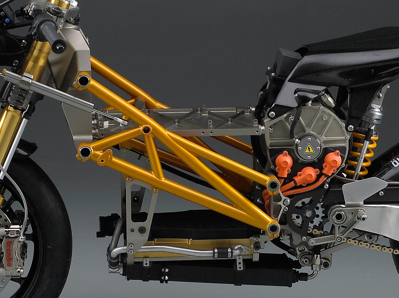 Mission R Una Veloz Moto El Ctricamis Motos Electricas